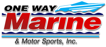 One Way Marine & Motor Sports Logo