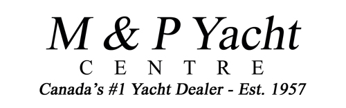 M & P Yacht Centre Logo