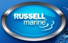 Russell Marine - The Ridge Logo