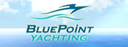 Blue Point Yachting Logo