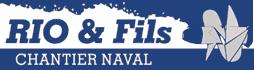 Rio et Fils, Chantier Naval Logo