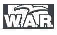 W.A.R. Bootbau & Boothandel AG Logo
