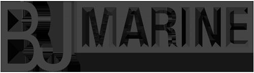 B.J. Marine Logo