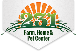 231 Farm & Outdoor Sports Logo